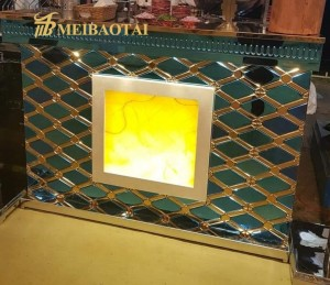 Best Price Grade 304 Stamped Stainless Steel Sheet for Bar Or KTV Decoration