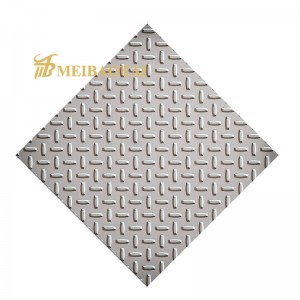 304 201 Stainless Steel Food Truck Interior Decorative Emboss Stainless Steel Buy From China