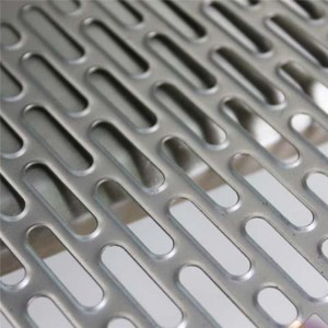 stainless steel perforated sheet decorative sheet