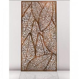 2021 New Design Aluminum Material interior Outdoor Decorative Partition Room Divider Partition