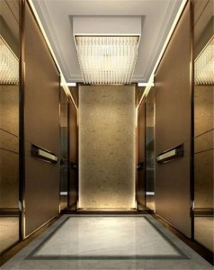 Grade 201 Mirror for Decorative Elevator and Lift Stainless Steel Plate