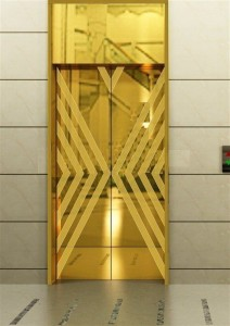 High Quality Grade 304 Mirrror Color Stainless Steel Sheet for Elevator Decoration