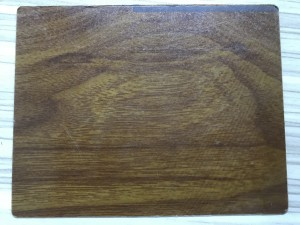 201 304 Wood Grain Lamination Finish Stainless Steel Sheet for Kitchen Cabinet Decoration