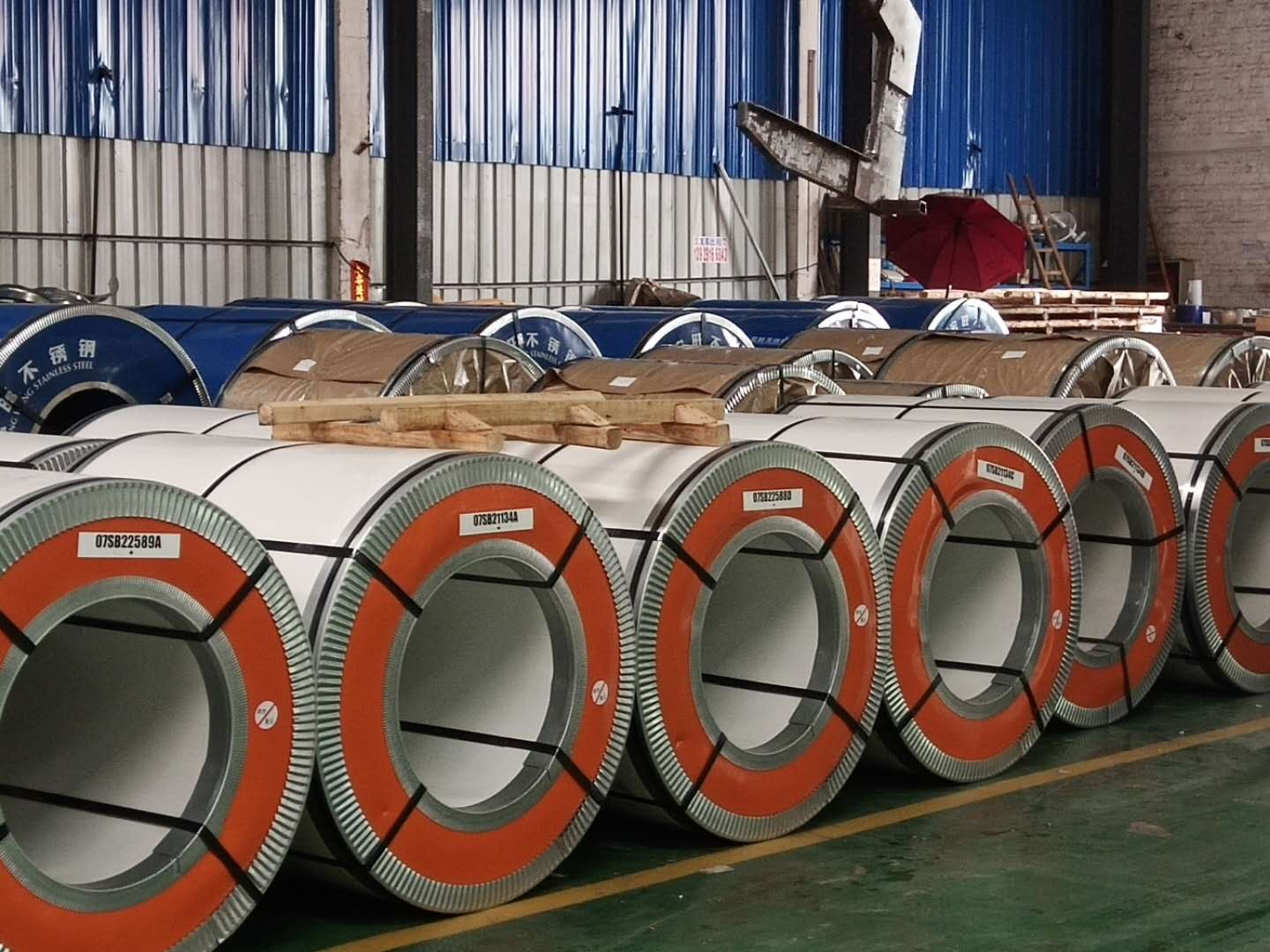 Cold Rolled 2b Stainless Steel Sheet Plate Coil 201 304 Grade Featured Image