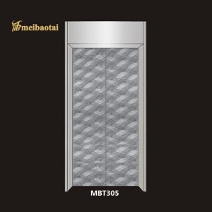 High Quality Etching Design Mirror Finish Elevator Plate 304 Stainless Steel Sheet