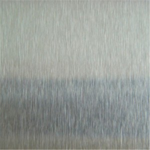 NO.4 satin SB color stainless steel sheet