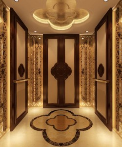 elevator stainless steel  etched mirror color pvd color coating stainless steel sheet decorative plate