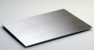 High Quality 4*8ft Stainless Steel Plate Hairline Silver Ss Metal Sheet