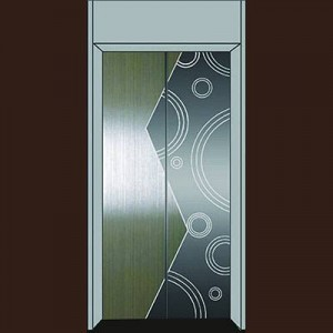 Color Coating Stainless Steel Sheet Price for Elevator Interiors