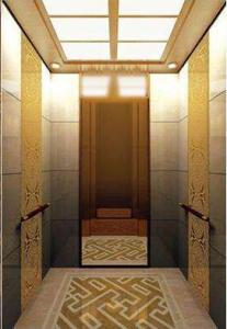 Elevator Gold Mirror Stainless Steel Sheet Grade 304