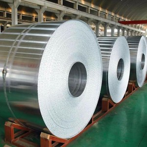 Stainless Steel Coil 201/304/316L Customized Size