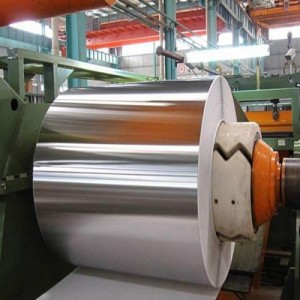 316L Cold Rolled Stainless Steel Coil in Good Price