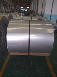 430 304 201 Cold Rolled Stainless Steel Coil