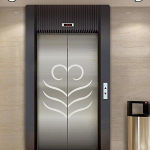 Etched Stainless Steel Sheet for Elevator Hotel Decoration
