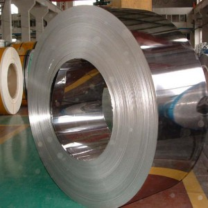 High Quality Building Material Grade 304 Cold Rolled Stainless Steel Coil Price