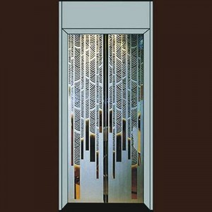 Elevator Stainless Steel Decorative Sheet for Hotel Building Elevators