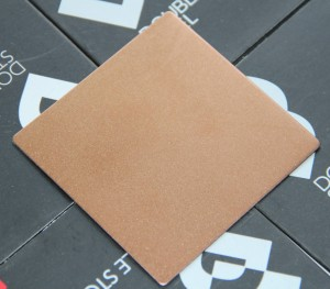 Grade 201 304 PVD Color Sandblast Stainless Steel Sheet