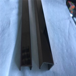 316 stainless steel channel decorative sheet metal panels