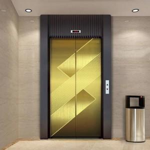 Grade 304 4*8Feet Decorative Stainless Steel Sheet for Elevator