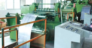 cutting and slitting machines