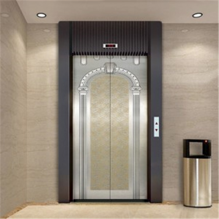 customized stainless steel  elevator door decorative steel sheet Featured Image