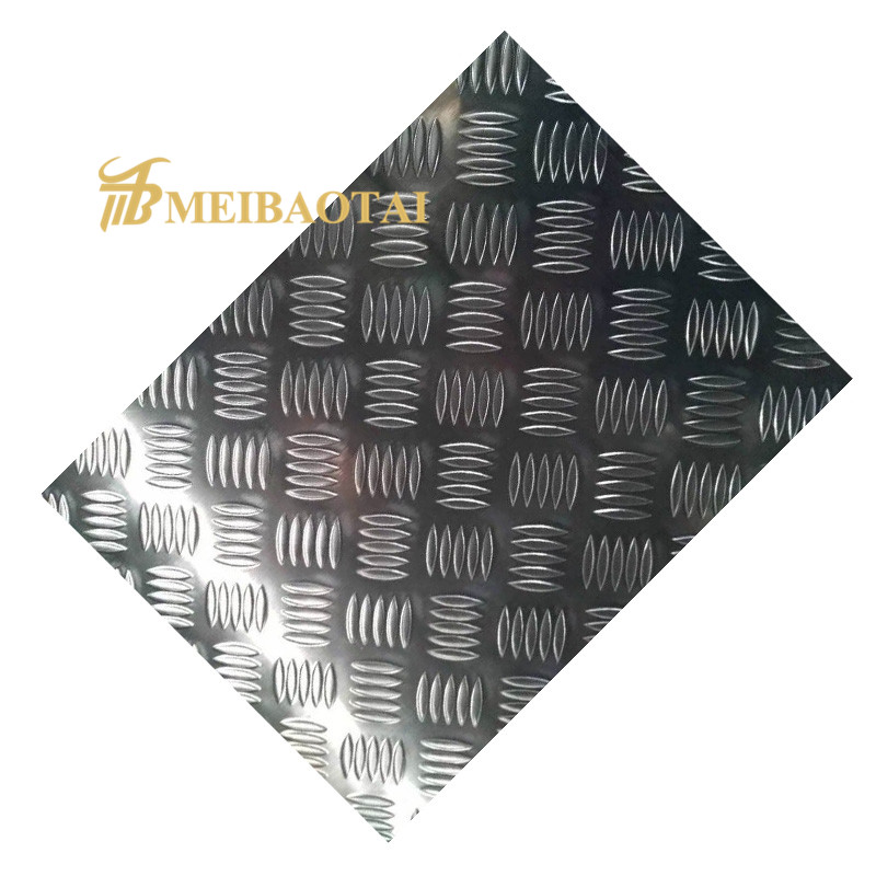 Best qulity chequered stainless steel sheet Featured Image