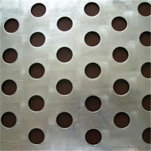 4×8 stainless steel perforated sheet decorative sheet