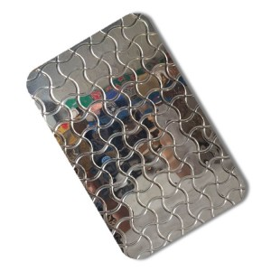 decorative stamped metal sheets 201