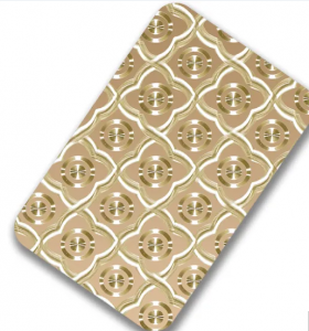 Factory price laser stainless steel sheet