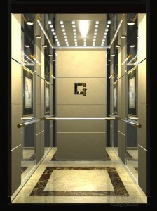 Etched Stainless Steel Sheet for Elevator Wall Decoration