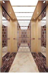 Elevator Interior Decoration  Stainless Steel Sheet