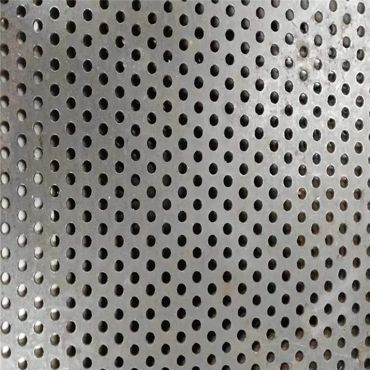 2mm Stainless Steel Perforated Metal Screen Sheet