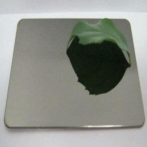 Good Quality Super Mirror Finish Stainless Steel Sheet for Sale