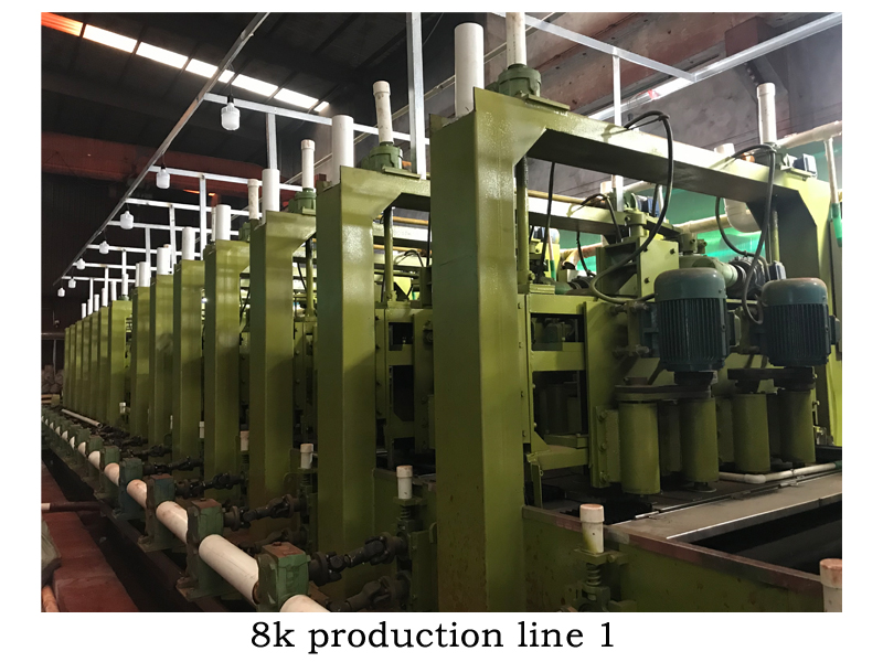 8k linea di produzione 1