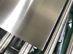 2b No. 1 No. 4 8K Mirror Hairline Finished Stainless Steel Sheet