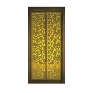 Grade 304 Elevator Etching Door Stainless Steel Sheet