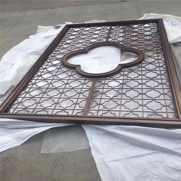 316 Stainless Steel Decorative Partition color stainless steel plate Featured Image