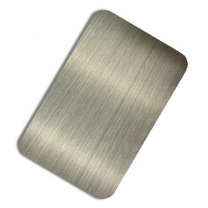 MBT high quality inox sus 304  bronze stainless steel coil in brush hairline surface finished price per kg