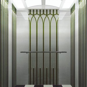 CUSTOM SILVER COLOR ELEVATOR  FINISH  EMBOSS/MIRROR COLOR/ETCHED STAINLESS STEEL SHEET DECORATIVE  ELEVATOR