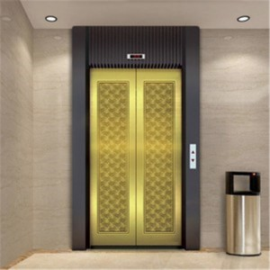 Gold Silver Color Coating Four Feet 0.65mm Thickness Grade 304 Stainless Steel Sheet Decoration Lift Elevator Sheet