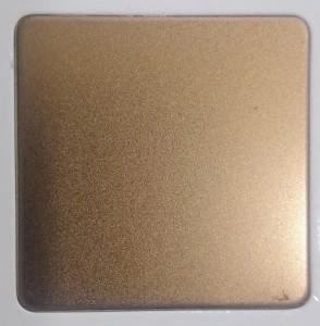 factory price 4X8 PVD Coating Sandblast Decorative Stainless Steel Sheet
