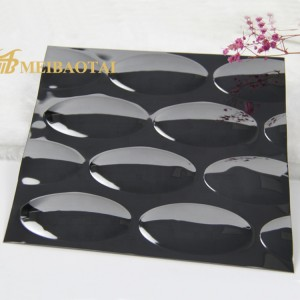 stamp pvd color coating mirror finish stainless steel sheet