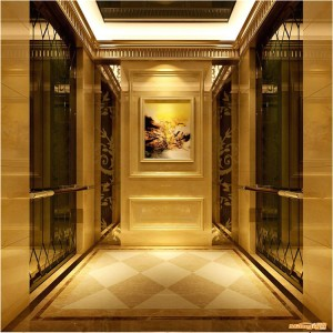 custom elevator stainless steel etch/ mirror color  pvd color coating stainlesss steel sheet