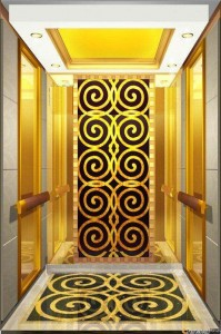 custom elevator stainless steel  mirror color/etched/emboss  pvd color coating stainless steel sheet