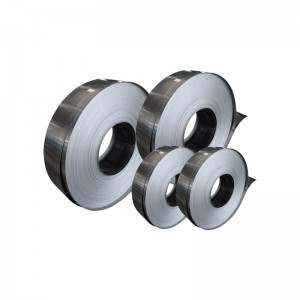201 2B,BA finish cold rolled stainless steel strips 430 410