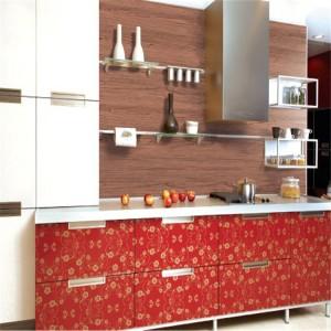 wood like lamination  304 decorative stainless steel sheet