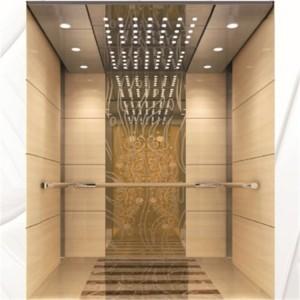 decorative stainless steel sheet Stainless Steel Passenger elevator door jamb
