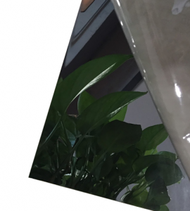 High Quality PVD Black 8k Mirror Polish 4FT*8FT 0.75mm 304 Stainless Steel Sheet with Competitive Price